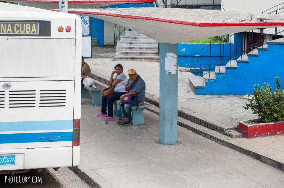 bus station habana