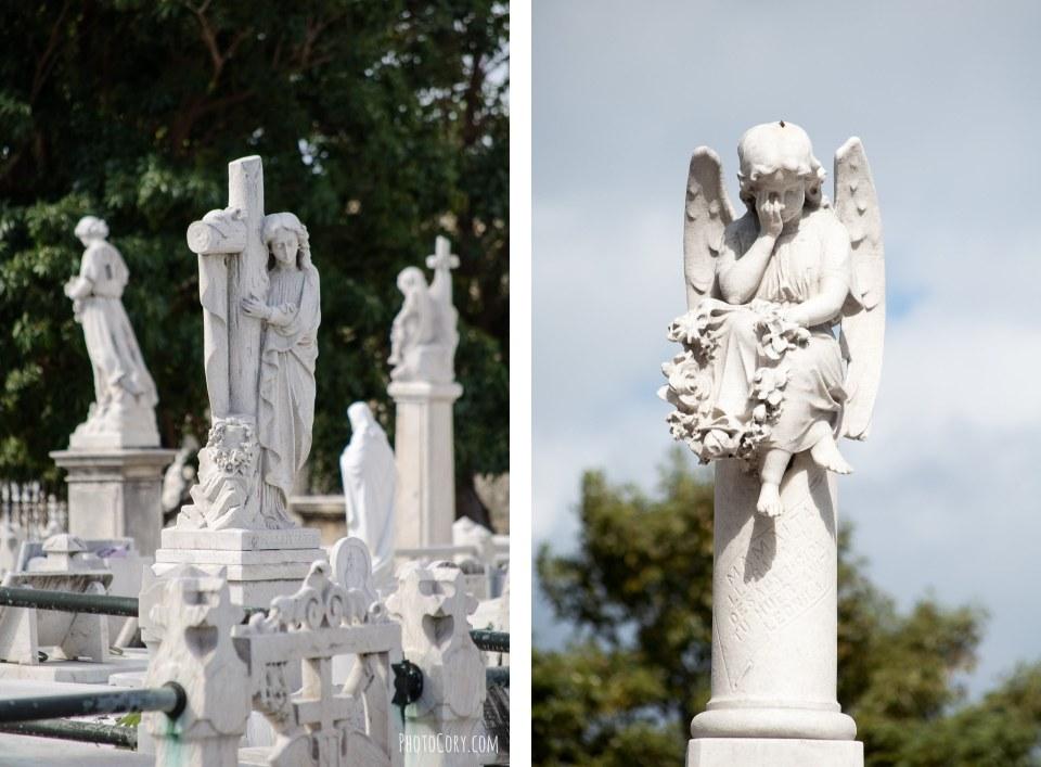 Colón cemetery habana