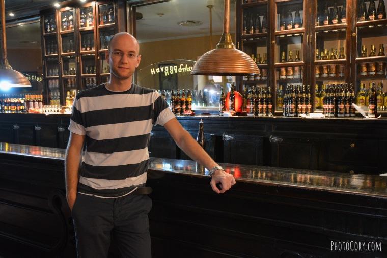 havana museo del ron bar