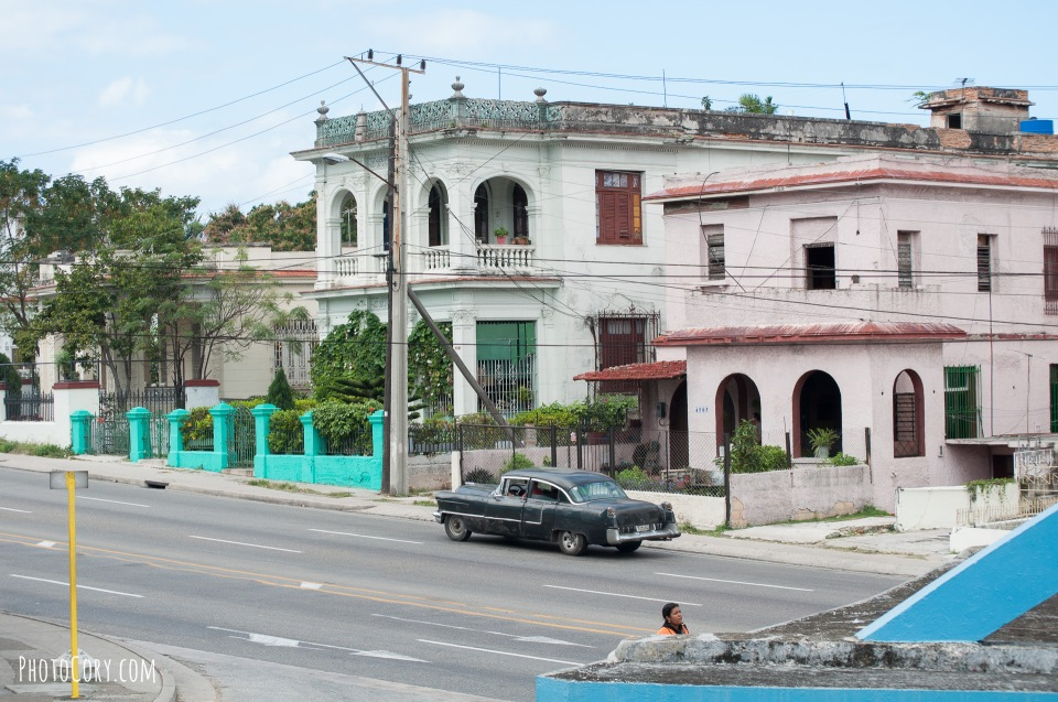 houses in vedado