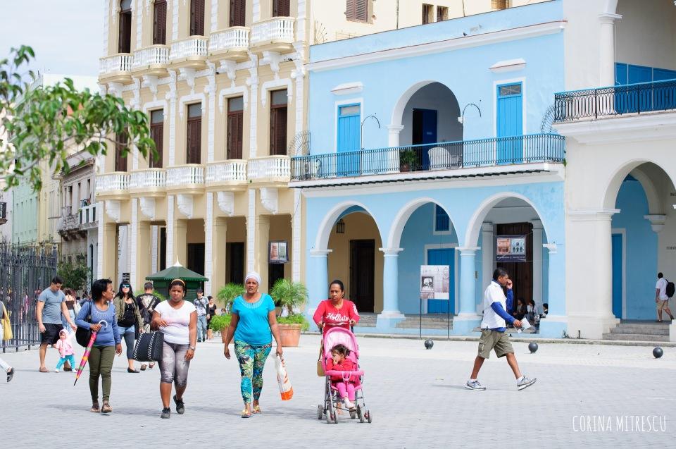 in plaza vieja