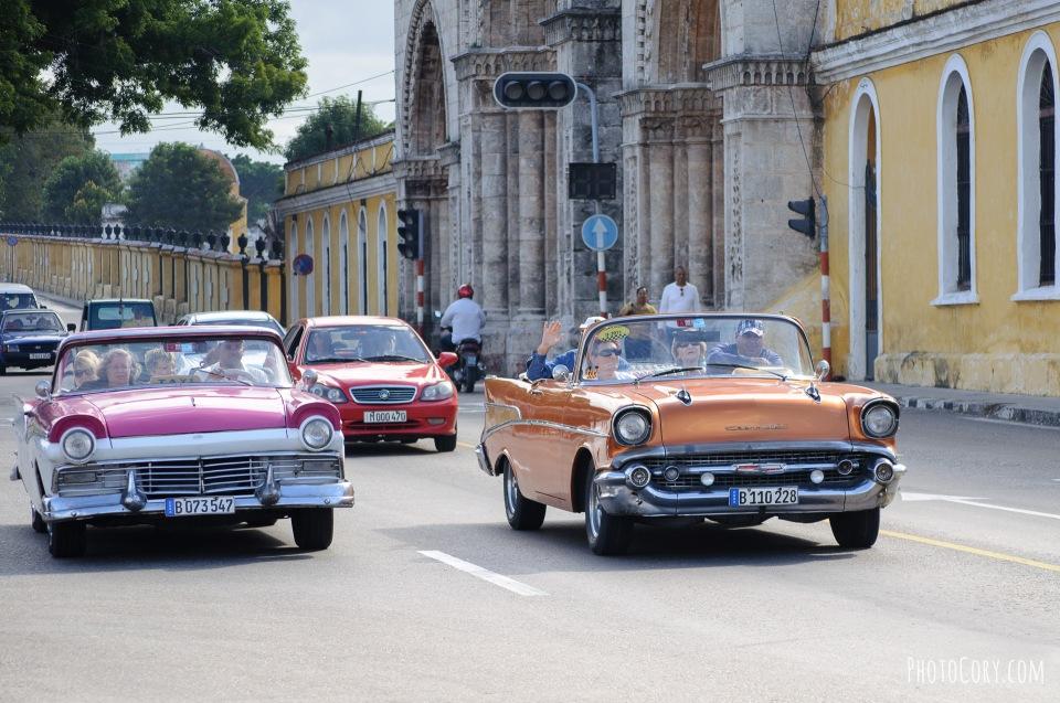 old cars havana