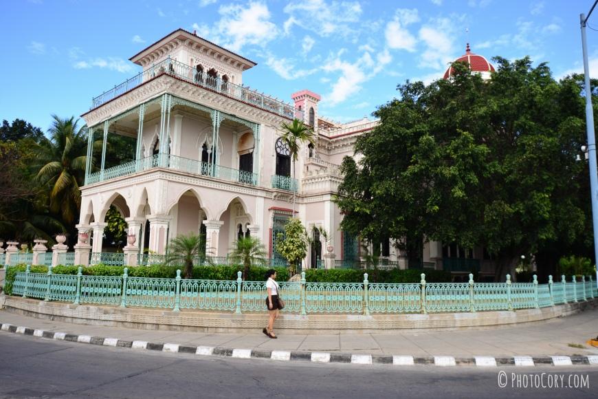 palacio cienfuegos