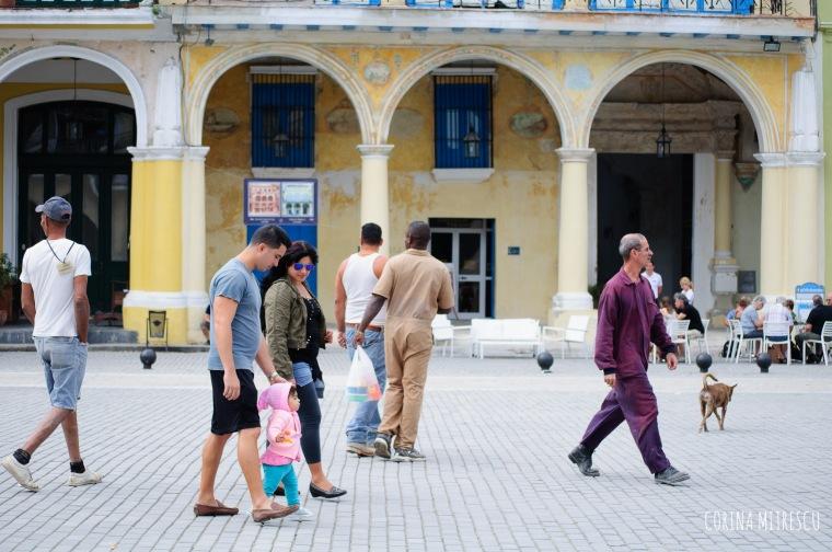 plaza vieja habana