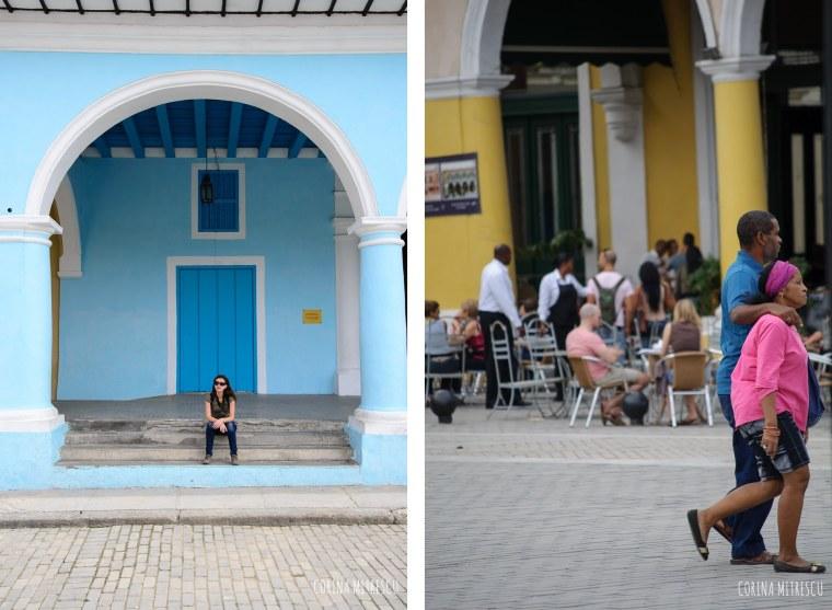 plaza vieja in habana