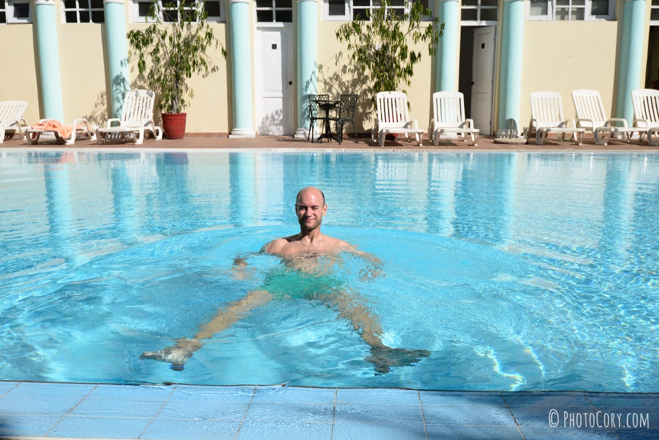 pool hotel cienfuegos cuba