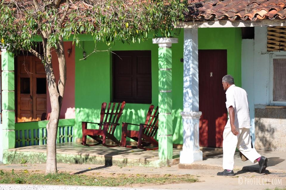porche house vinales