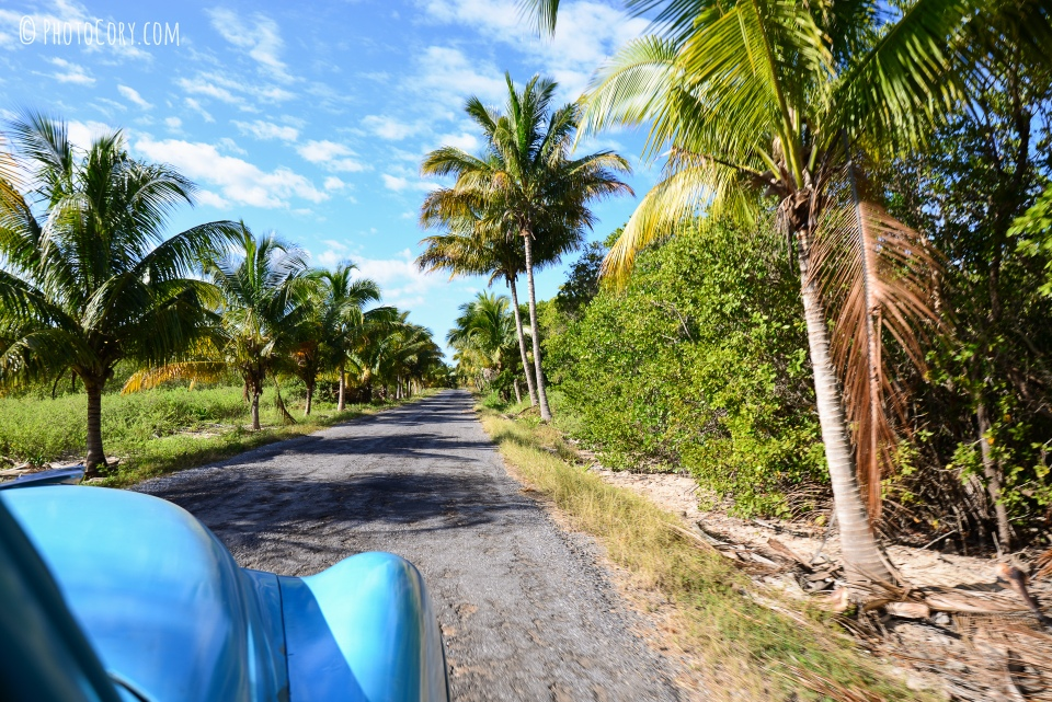 road to cayo jutias