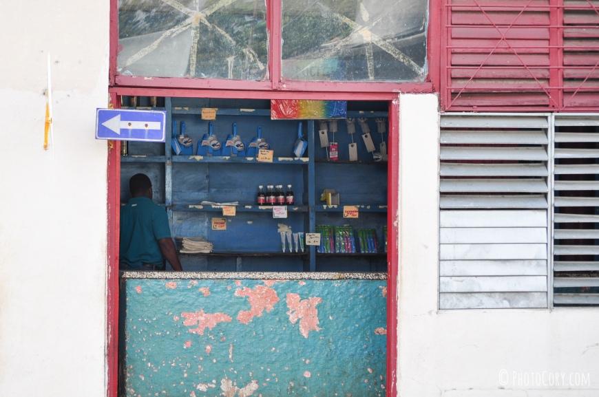 shop in cuba