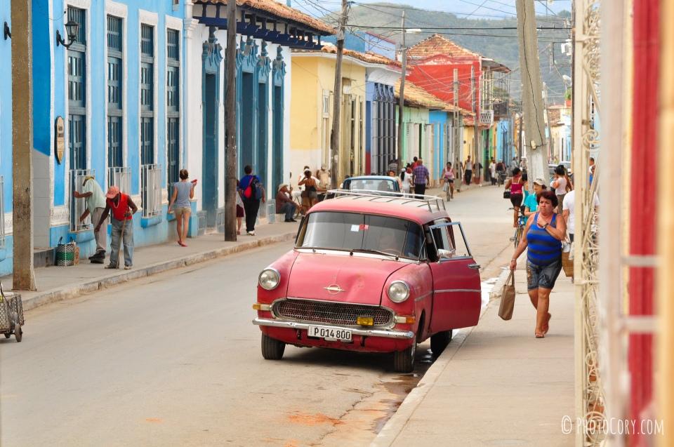 street in trinidad