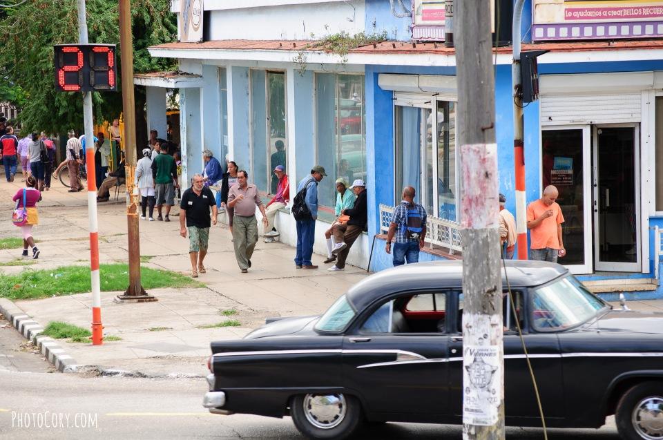 street life cuba