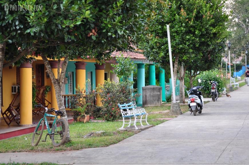town of vinales