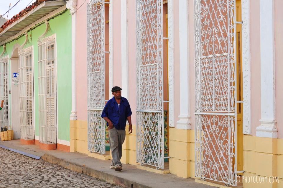 windows in trinidad cuba