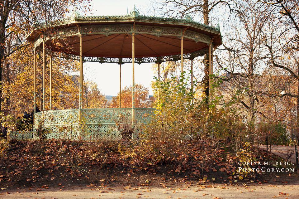 autumn brussels park
