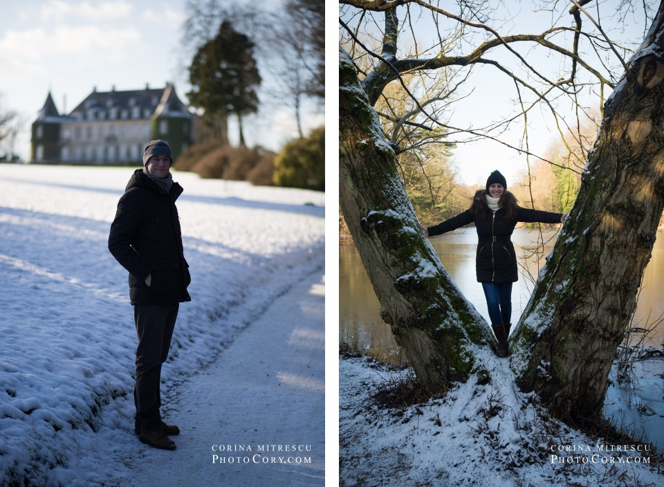 winter portraits
