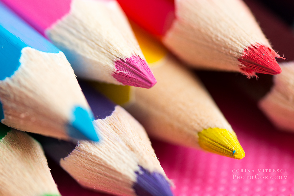 colored pencils macro (2)