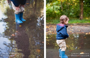 rubber boots toddler puddle